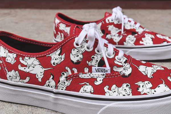 Vans Authentic 101 dalmatiens (10)