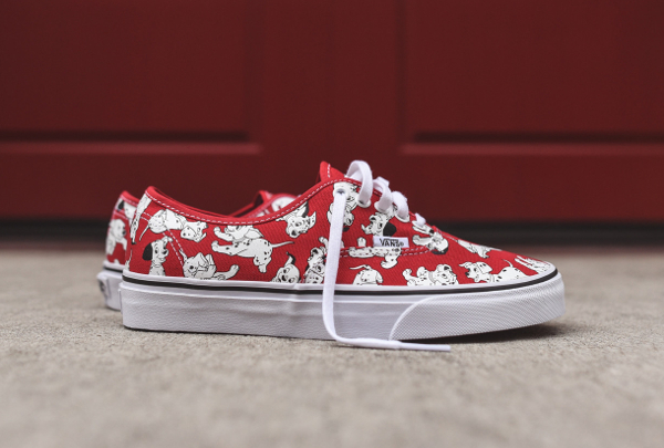 Vans Authentic 101 dalmatiens (12)