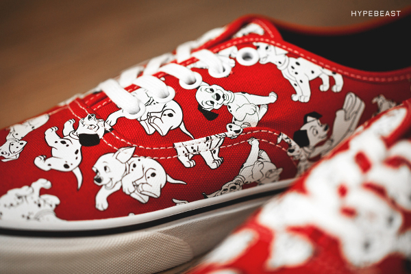 Vans Authentic 101 dalmatiens (3)