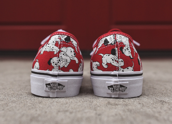 Vans Authentic 101 dalmatiens (5)