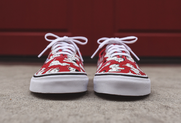 Vans Authentic 101 dalmatiens (6)