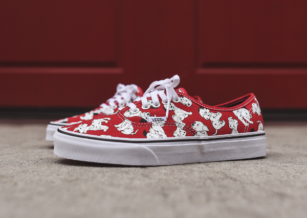 Vans Authentic 101 dalmatiens (7)