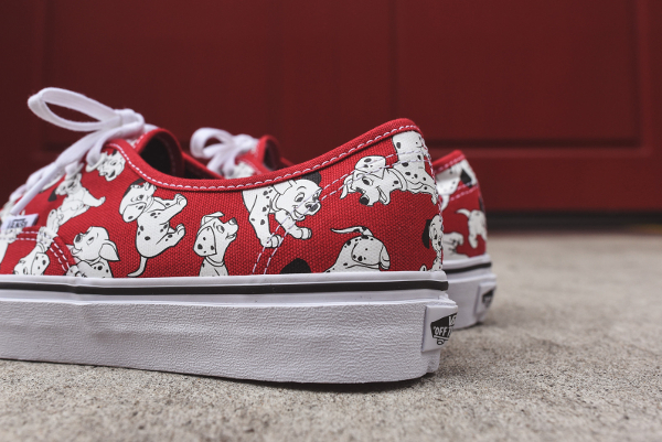 Vans Authentic 101 dalmatiens (8)
