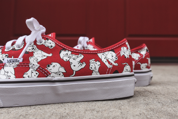 Vans Authentic 101 dalmatiens (9)