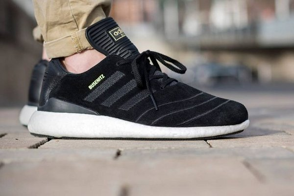 Adidas Busenitz Pure Boost Core Black pas cher (1)