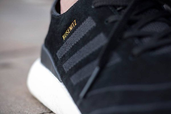 Adidas Busenitz Pure Boost Core Black pas cher (6)