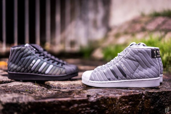 Adidas Pro Model Xeno 'Black & Onix'