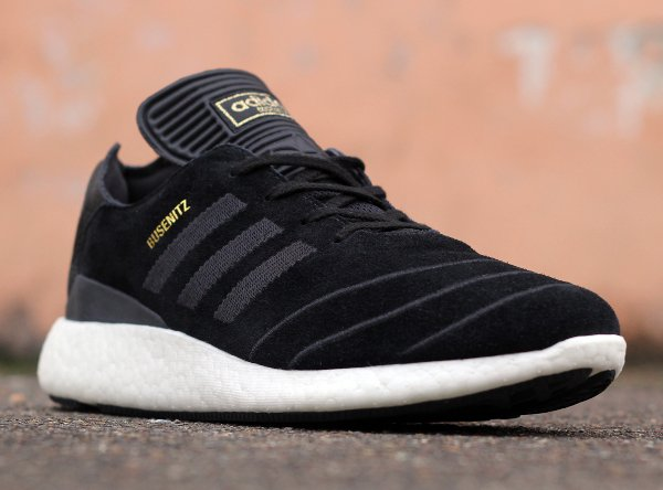 Adidas Skateboarding Busenitz Pure Boost noire (2)