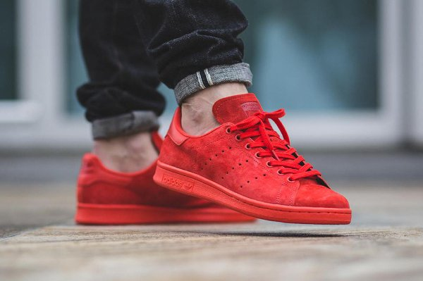 Adidas Stan Smith Power Red (3)