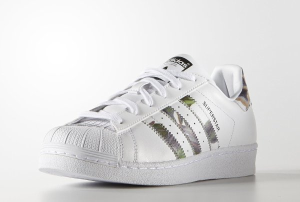 Adidas Superstar W Floral Stripes (5)