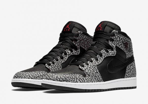 Air Jordan 1 High Elephant (1)