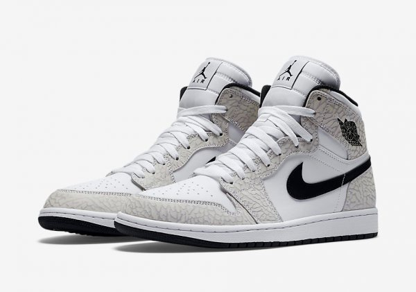 Air Jordan 1 High Elephant