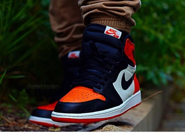 Air Jordan 1 High Shattered Backboard - @freaky.sneaks