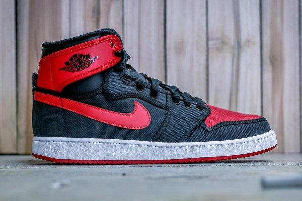Air Jordan 1 KO High OG Bred pas cher (2)