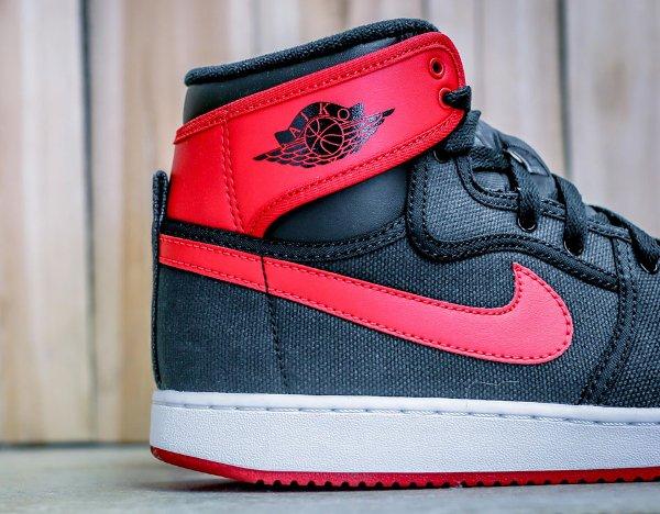Air Jordan 1 KO High OG Bred pas cher (3)