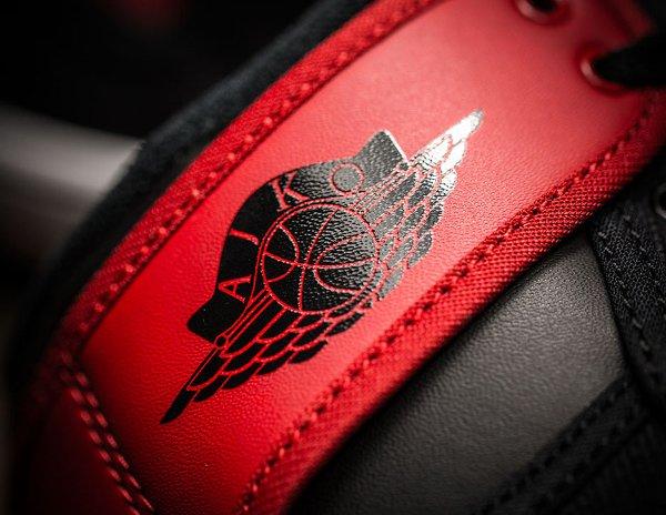 Air Jordan 1 KO High OG Bred pas cher (6)