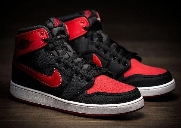 Air Jordan 1 KO High OG Bred pas cher (7)