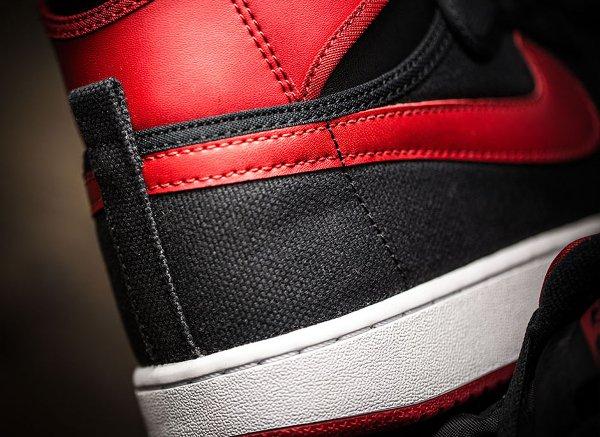 Air Jordan 1 KO High OG Bred pas cher (9)