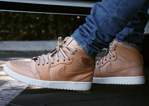 Air Jordan 1 Pinnacle Vachetta Tan - @Kicks On My Feet