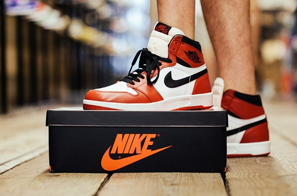 Air Jordan 1.5 The Return Chicago Bulls (Footpatrol)