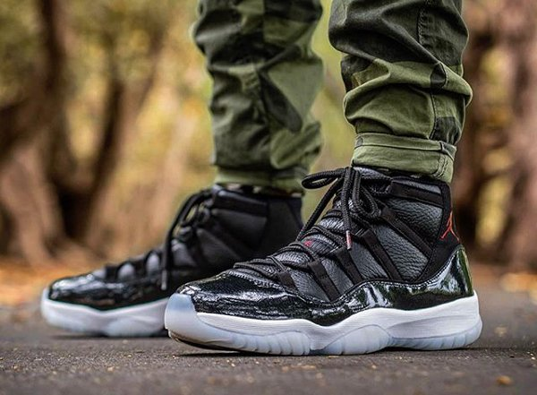 Air Jordan 11 72-10 (@malishoez1)