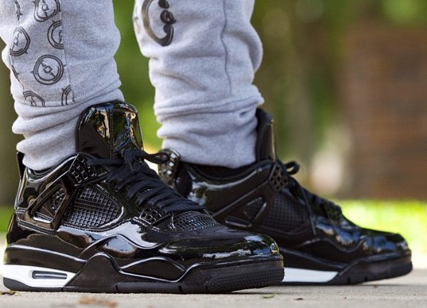Air Jordan 11Lab4 Black - Crpurz