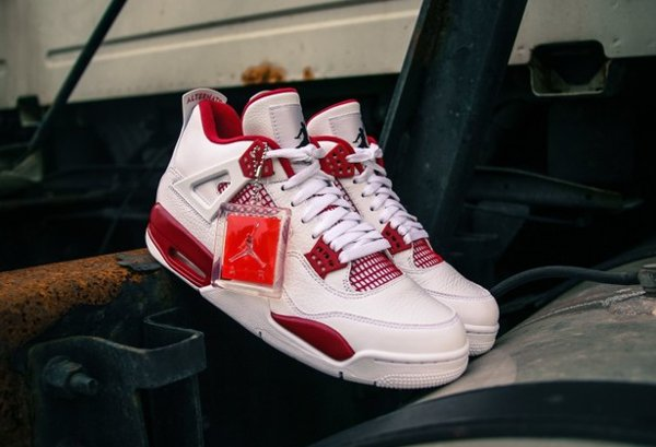 Air Jordan 4 Retro Alternate 89 pas cher (0-1)