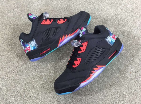 Air Jordan 5 Low China