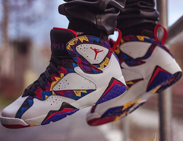 Air Jordan 7 Retro Sweater - @livin_legit