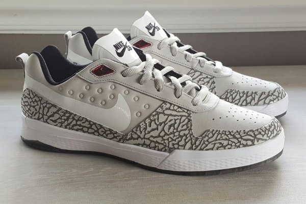 Air Jordan x Nike SB Paul Rodriguez 9 Elite (1)