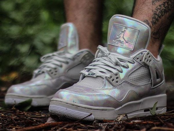 Air jordan 4 Pearl - @chippygotkicks