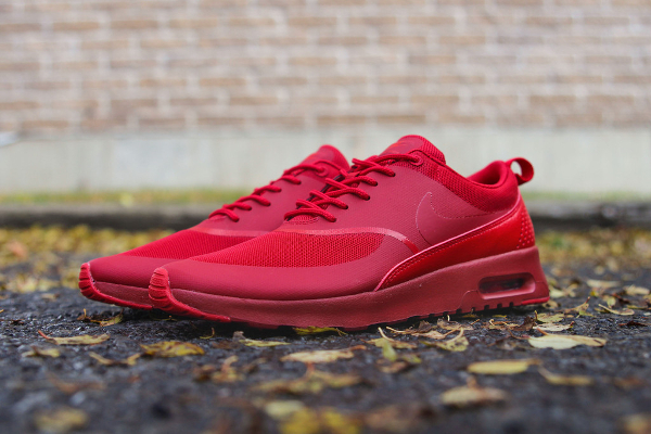 Nike Air Max Thea Triple Red 'Ruby'
