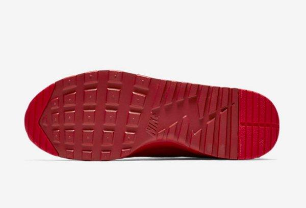 Basket Nike Wmns Air Max Thea rouge pour femme (11)