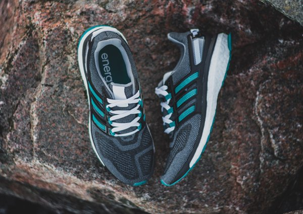 Chaussure Adidas Energy Boost 3 (Grey Eqt Green S16 Core Black) (3)
