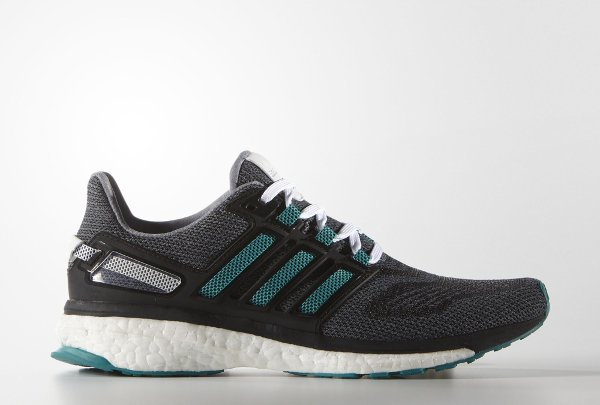 Chaussure Adidas Energy Boost 3 (Grey Eqt Green S16 Core Black) (4)