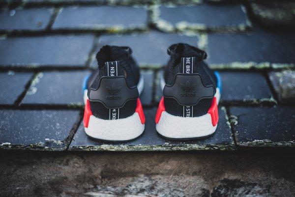Chaussure Adidas NMD Boost Runner_1 PK noire (10)