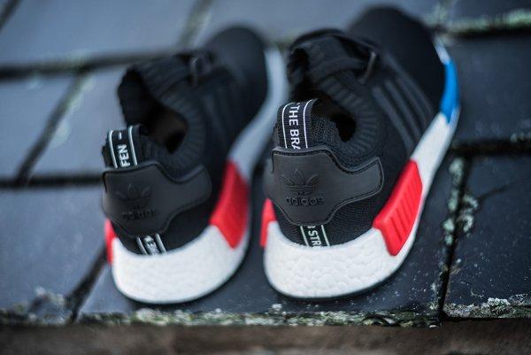 Chaussure Adidas NMD Boost Runner_1 PK noire (11)