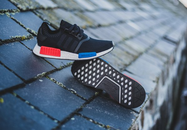 Chaussure Adidas NMD Boost Runner_1 PK noire (13)