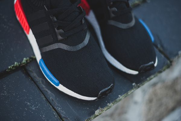 Adidas NMD_R1 Primeknit OG 'Core Black'