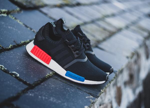 Chaussure Adidas NMD Boost Runner_1 PK noire (8)