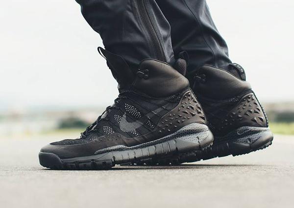 Nike ACG Lupinek Flyknit FSB Black