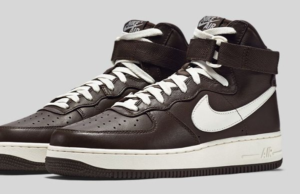 Nike Air Force 1 High Retro Chocolate Sail