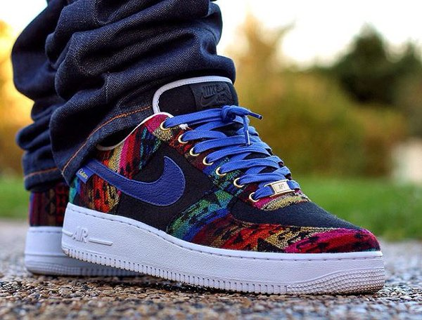 Nike Air Force 1 ID Pendleton Warm & Dry (@elogary95) (1)