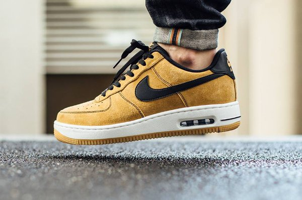 Nike Air Force 1 Low Elite Wheat Gum (1)