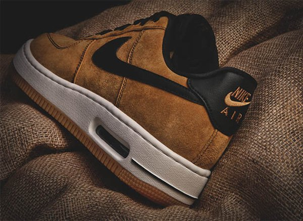 Nike Air Force 1 Elite Low Wheat