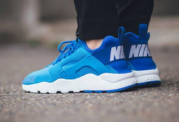 Nike Air Huarache Ultra Run Photo Blue (2)