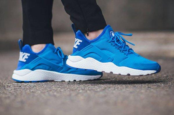 Nike Air Huarache Ultra Run Photo Blue (3)