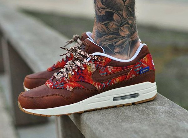 Nike Air Max 1 ID Warm & Dry