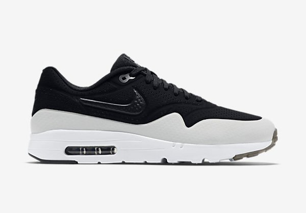 Nike Air Max 1 Ultra Moire blanche et moire (1)