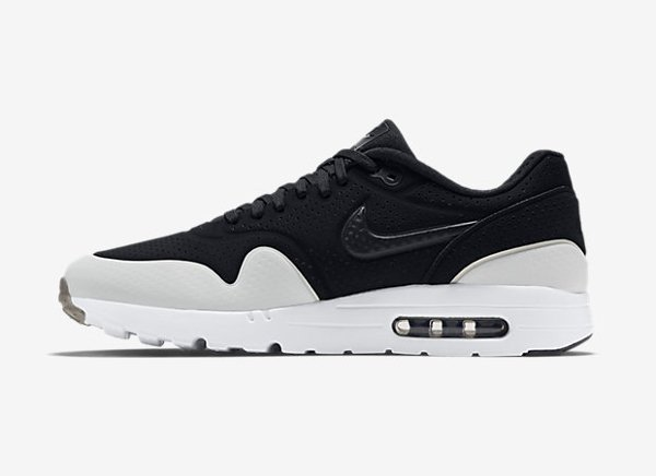 Nike Air Max 1 Ultra Moire blanche et moire (2)